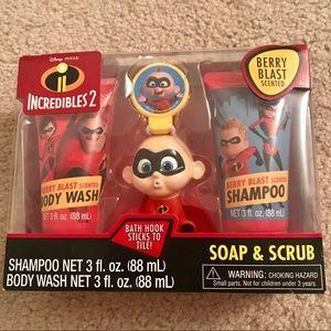 Incredibles 2 Bathroom Set